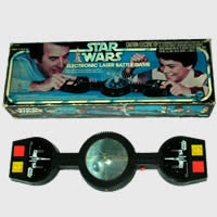 Star Wars Electronic Battle Game